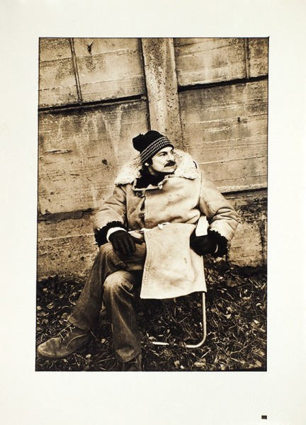 Тарковский, Андрей. Развернутые автографы. Фотографии. Лот из 11 предметов.