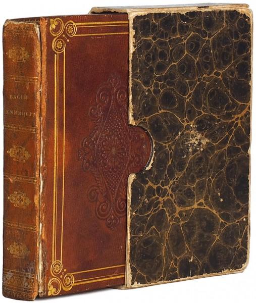 [Одно из самых изящных изданий поэта] Хемницер, И.И. Басни Ивана Хемницера. В трех книгах. С портретом автора. М.: Тип. И. Смирнова, 1836.
