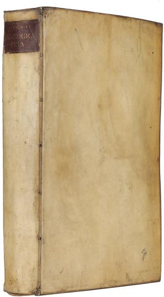 Гевелий, Ян. Селенография, или Описание Луны. [Iohannis Hevelii. Selenographia: sive, Lunae descriptio; (...) На латыни]. Гданьск, 1647.