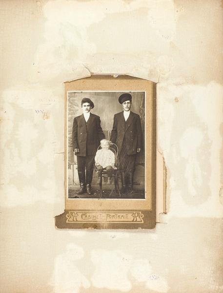 Роскошный фотоальбом. Кон. XIX - нач. ХХ в.