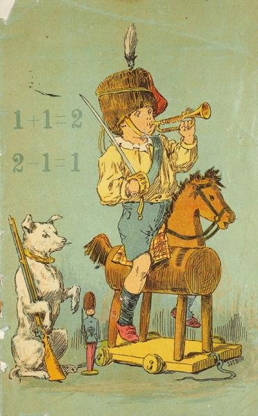 [Счет до десяти]. М.: Лит. Н. Михайлова (бывш. Королева), 1901.