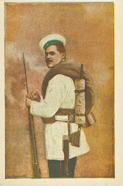 [Альбом открыток] Альбом Императорской гвардии. [Европа, 1920-30-е гг.]