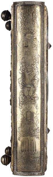 [Подарок для патриарха] Евангелие напрестольное. М.: Синодальная тип., апрель 1836.