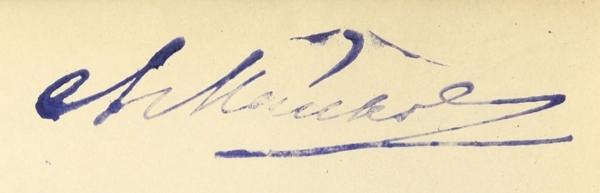 Эзов, Г.А. [автограф брату поэта Аполлона Майкова] Сношения Петра Великого сармянским народом. Документы, извлеченные изМосковского Главного иС.-Петербургского архивов Министерства иностранных дел, Австрийского придворнаго иГосударственного архива, Королевско-Баварского тайного государственного архива идругих учреждений. СПб.: Тип. Имп. Академии наук, 1898.