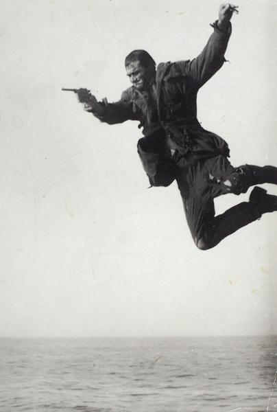 Белое солнце пустыни. 5фотографий сосъемок фильма, невошедших вокончательный вариант.1968.