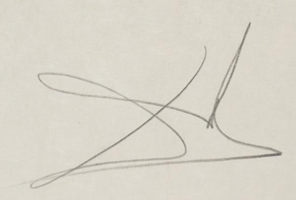 Дали Сальвадор (1904— 1989) «Каскад душ». 1978-1980. Бумага, цветная литография, 75,5×54см (лист).