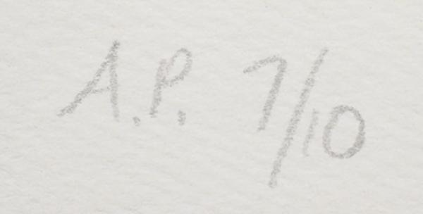 Дали Сальвадор (1904— 1989) «Сирены ирыбак». 1978-1980. Бумага, цветная литография, 64×88см (лист).