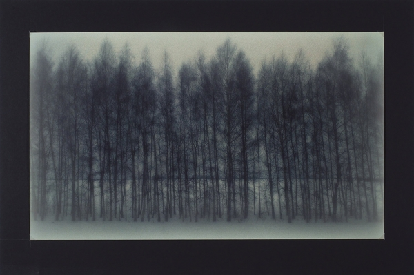 Зайцева Лана. «Дорога». Акварельная бумага, печать. 35×60см.