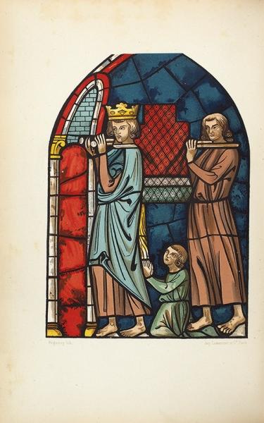 Валлон, А.Святой Луи. [Король Людовик IX]. [Wallon, H.Saint Louis. Нафр.яз.] Тур: Альфред Мам исыновья, 1878.