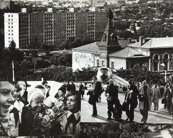Праздник советской музыки вг. Омске иОмской области. 21-27 сентября 1979года. Фотоальбом. Омск, 1979.