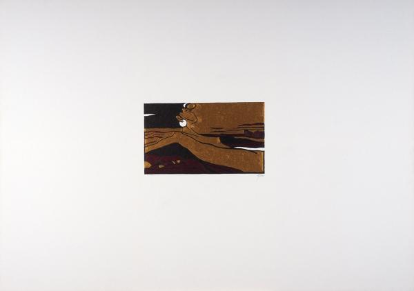 Бирюков Николай. «Art Deco». 2018. Холст, акрил. 100×140см.