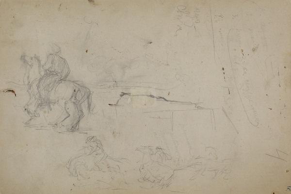Серов, Валентин. Фотография вмастерской художника. 1880-е гг.